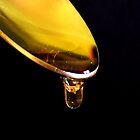 Honey drop by Bluesrose