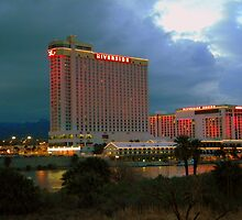 Riverside Resort & Casino, Laughlin, Nevada by Eleu Tabares