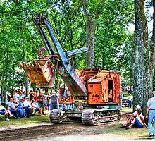 Steam Shovel by ECH52