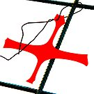 Red cross by Aleksandra Misic