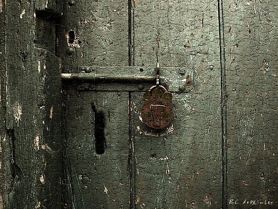 Shed of Secrets by RC deWinter
