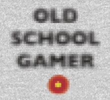 Old School Gamer T by YasLalu