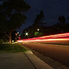Car Lights - North Manly by bhooper