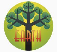 Earth Tree by ArtoJ