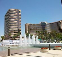 Enjoy the race and the scenic view of Long Beach downtown.. by sunriserjay