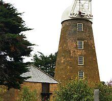 Callington Mill, Oatlands by michellerena