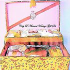 Coty L&#x27;Aimant Vintage Gift Set by ANNETTE HAGGER