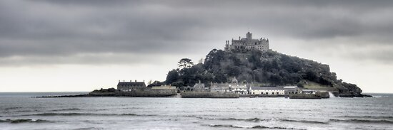St Michael's Mount, Cornwall by Bob Culshaw