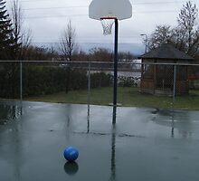 hvv-b ball in the rain by ianbad