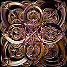 Celtic Cross by Desire Glanville AKA DevineDayDreams