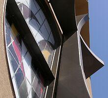 LICL Cross and Window 3 by Doug Greenwald