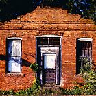 Old Brick Front by Jim Haley