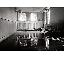 """ Boy's Basement"" Photographic Print"