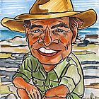 Bush Tucker Man by andrea v