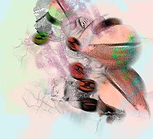 """THE NUDE ACCOUNTANT"" by Hilton Luckey"