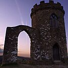 Old John At Dusk by Mike Topley