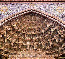 Vakil Mosque, Shiraz by David's Photoshop
