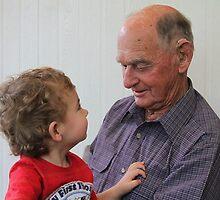 Love Across Generations by Tainia Finlay