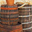 Barrels by Roelene Carleton