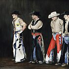 Cowboys by Charlotte Yealey