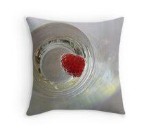 BubbleRasp III Throw Pillow