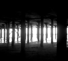 Under the Pier by Josephine Pugh