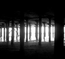 Under the Pier by Josephine Pugh