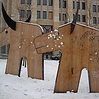 Brussels Mooses by MaggieGrace