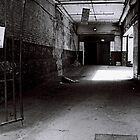 Empty Alley, East London by MaggieGrace