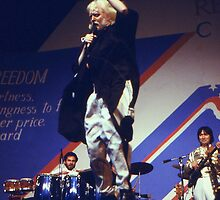 Edgar Winter Airborn by Phil Campus