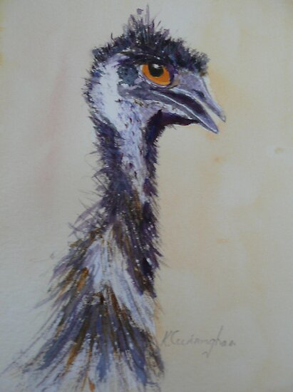Emu - Hows About A Date, Honey? by Kay Cunningham