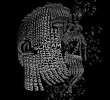 Scream by Deividart