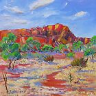 Kings Canyon  by Virginia McGowan