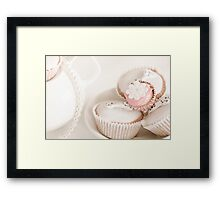 Sugar&Lace Framed Print