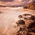 Cove near Bagni della Regina Giovanna by Shaun Whiteman