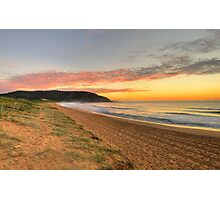 Home & Away - Palmie AKA Summer Bay (20 Shot HDR Panoramic) - Palm Beach, Sydney - The HDR Experience Photographic Print