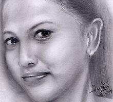 Malay Beauty by acaart