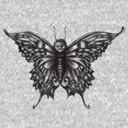 Butterfly by MrLone
