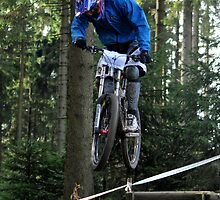 Mountain biking trials by 3443black