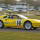 Ferrari 308GTB by Willie Jackson