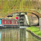 Canal Time - Bank Holiday by SimplyScene