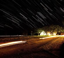 Star Trails 3 by Jay Stockhaus