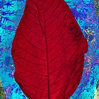 Abstract Leaf by Navin Thakur
