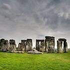 Stonehenge HDR by muzy