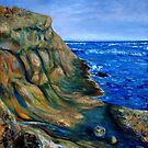 East Point Cliffs by TerrillWelch