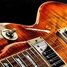 Guitar Icon : &#x27;59 Flametop Les Paul / HDR by Nick Bland