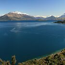 New Zealand: land of the long white cloud by middleofaplace