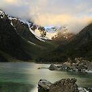 Lake MacKenzie, New Zealand by middleofaplace