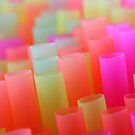 Straws by Teresa  Pelaez