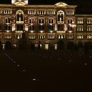 Evening in Trieste by middleofaplace
